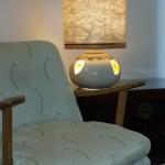גופי תאורה מעוצבים-גוף תאורה שולחני